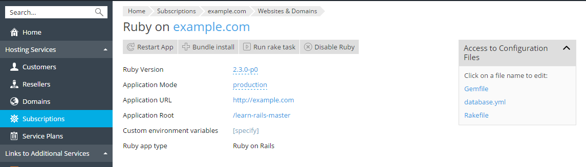 Ruby_application